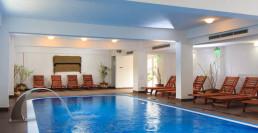 Galerie piscina acoperita, saune, salina