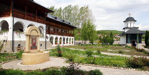 Manastirea Ostrov